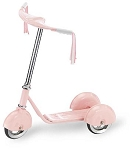 Retro Style 3 Wheel Scooter PINK
