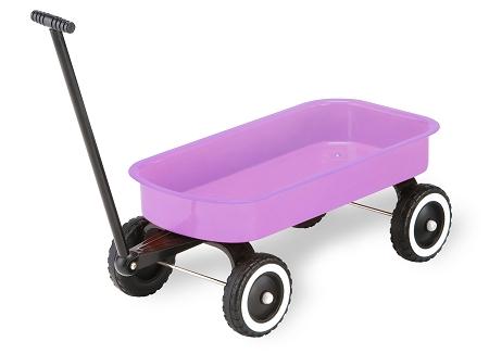 Tot doll wagon lavender