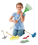 Junior Size Garden Tools