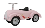 Pink LiLa Car Foot to Floor Scoot-Ster