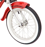 Bicycle 14 Inch Front Wheel and Tire