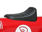 Plastic Seat for ScootSters (all colors) and Fire Engine