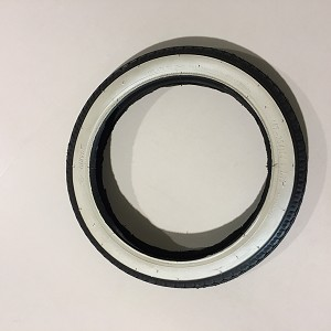 White Wall Tire 14 inch