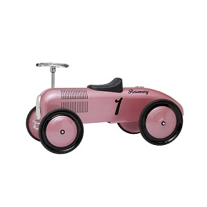 Rose Metalic Pink Foot to Floor Retro Racer