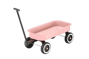 Tot Doll Wagon PINK