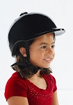 Childs Bike Helmet Black