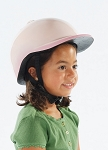 Childs Bike Helmet Pink