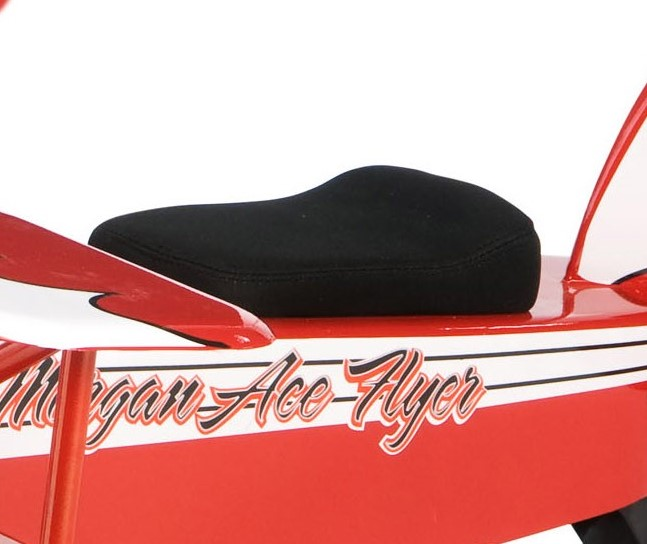 Replacement seat for Morgan Cycle Airplane Scootsters