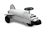 Space Explorer Foot to Floor Childs Ride-On Spacecraft