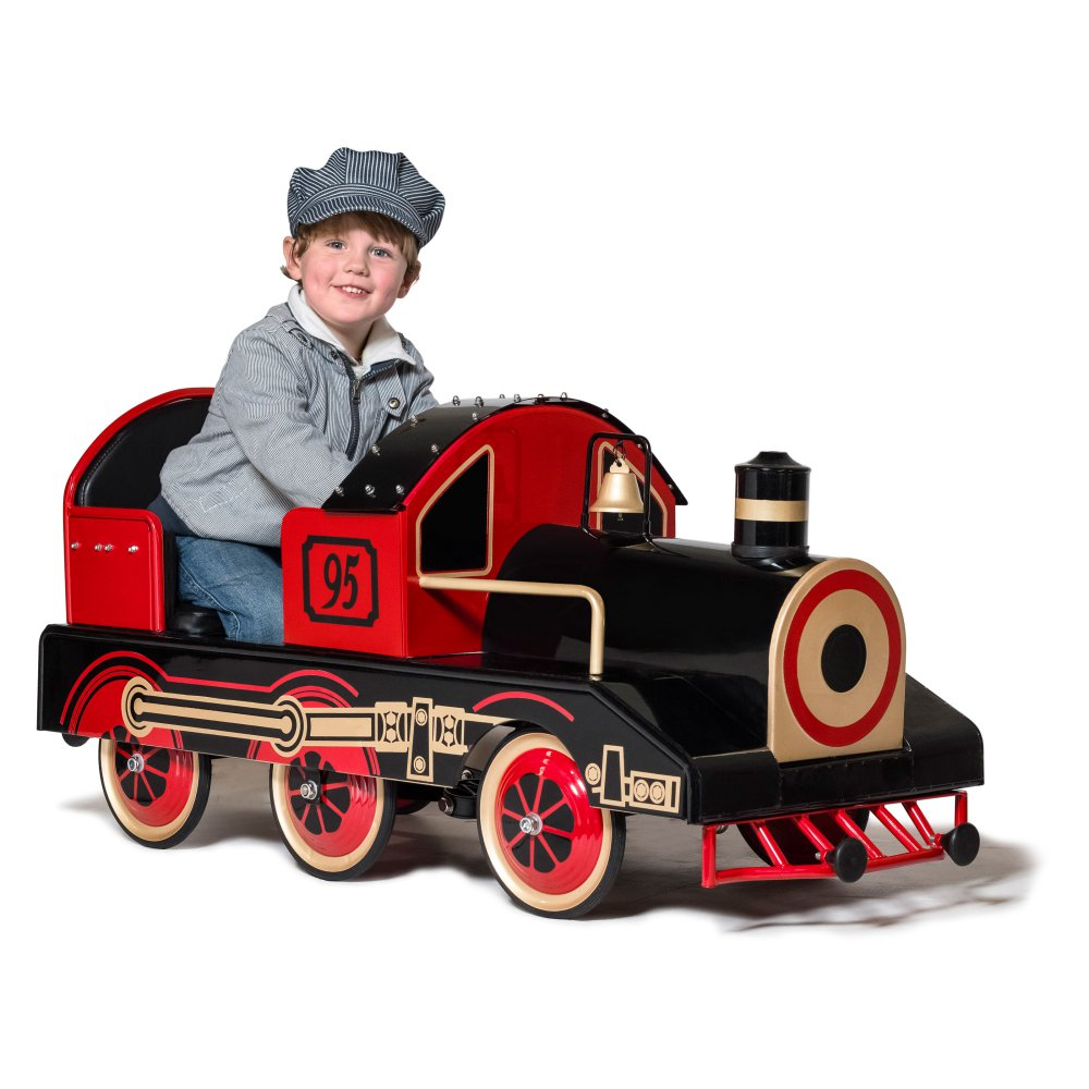 Morgan Cycle Pedal Train Express 95 Pedal Riding Toy
