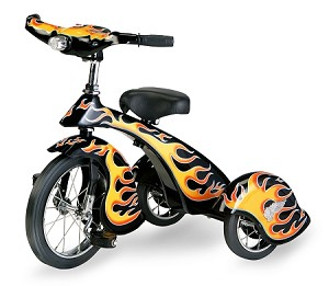 Hot Rod Tricycle