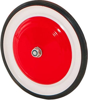Pedal Car Front Wheel Red