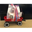Wagon for Gifts with Name